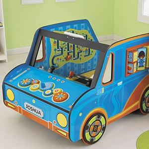 KidKraft Personalized Activity Car - 16290D