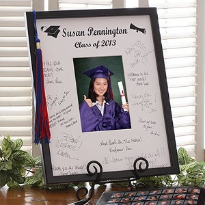 Personalization Mall Personalized Autograph Graduate Picture Frame at Sears.com