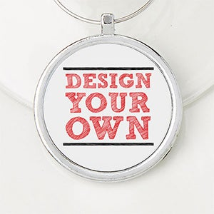Design Your Own Custom Wine Charms - 16529