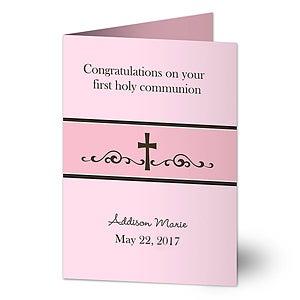 Personalized Religious Greeting Card - Precious Prayer - 16779