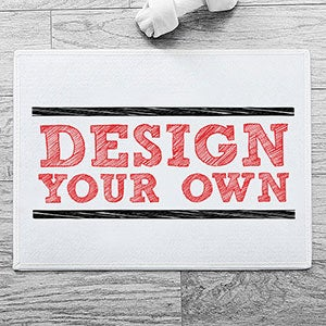 Design Your Own Personalized Pet Meal Mat - 16906