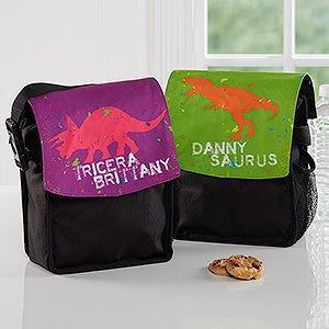 Personalized Lunch Tote - Dinosaur - 16991