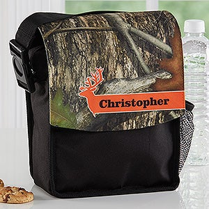 Personalized Lunch Tote - Tree Camo - 16992