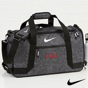Nike Embroidered Duffel Bag - 16993