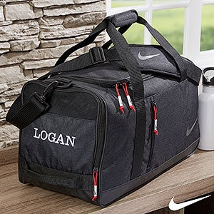 Nike� Embroidered Duffel Bag