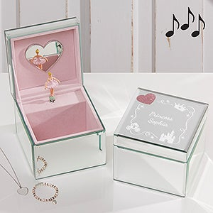 Personalized princess ballerina music box personalized princess ballerina music box 17192 negle Images
