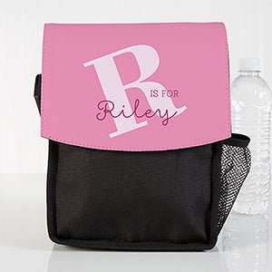Personalized Lunch Tote - Alphabet Fun - 17228
