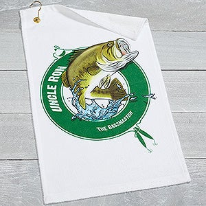Personalized Fishing Towel - Fisherman - 17614