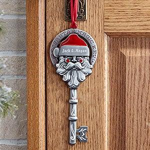 Santa's Magic Personalized Key - 17642