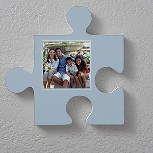 Personalized Photo Wall Puzzle Piece