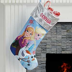 Personalized Disney Frozen Stockings - 17691