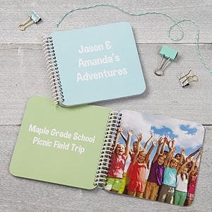Family Keepsake Soft Cover Mini Photo Book - 17760