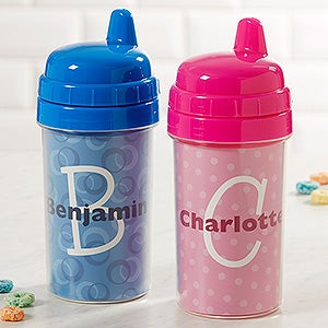 Personalized Sippy Cups For Toddlers - 17891