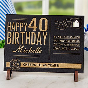 Personalized Birthday gift any age requests   Birthday Special Friend  Your Birthday Gift for the hard to buy for any age