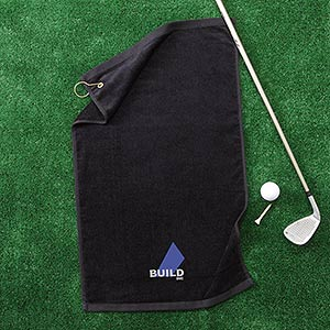 Personalized Logo Golf Towel  - 17999