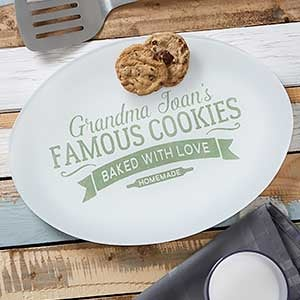 Personalized Platter - Baked With Love - 18205