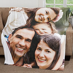 Fleece Photo Blanket - Picture Perfect - 18280