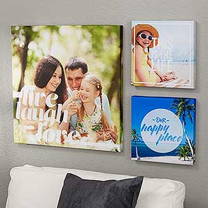 Personalized Canvas Prints - Photo Expressions - 18309