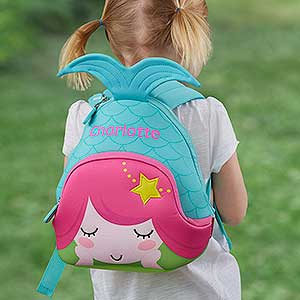 Personalized Toddler Backpack - Mermaid - 18500