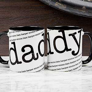 Personalized Coffee Mug For Dad - Our Special Guy - 18551