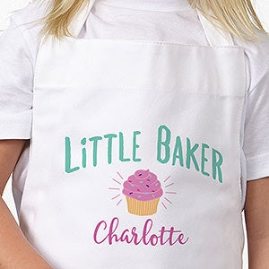 Personalized Kids' Apron - Little Baker - 18635