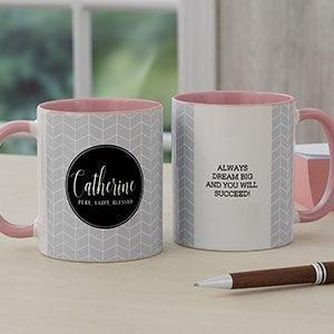 Name Meaning Custom Coffee Mugs - 18720