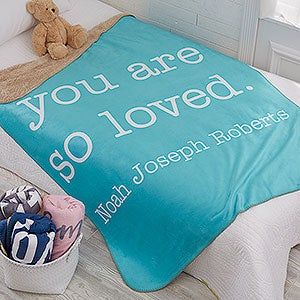 kids expressions 50x60 personalized sherpa blanket kids gifts