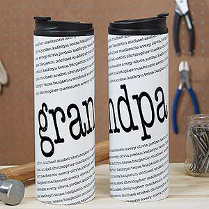 Personalized Travel Tumbler - Our Special Guy - 18772