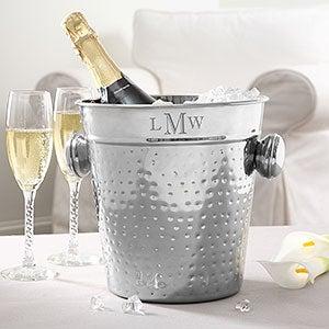 Classic Celebrations Engraved Ice Bucket - 18881