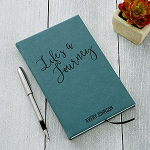 Personalized Adventure Journals - Adventure Awaits - 19232