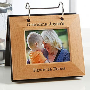 Personalized Photo Flip Album For Her - 19418