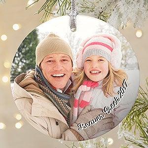 Photo Memories Premium Photo Ornament - 19443