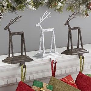 Reindeer Stocking Holder - 19540