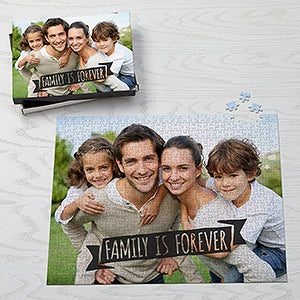 Personalized Photo Puzzle 500 Piece - Photo Expressions - 19574