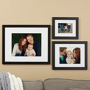 Personalized Framed Photo Prints - Photo Memories - 19607