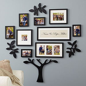 Wallverbs Personalized Picture Frames for Grandparents - 19802