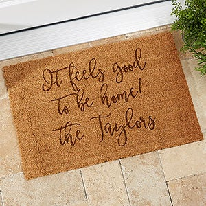 Front Door Expressions Personalized Coir Doormat - 19816