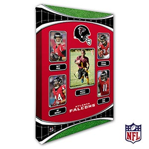 Personalized NFL Wall Art - Atlanta Falcons Art - 19928