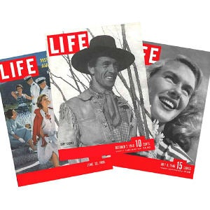 Personalization Mall Vintage LIFE Magazines - Years 1900-1929 at Sears.com
