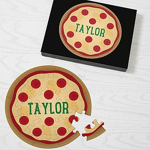 Personalized Pizza Puzzle - 20266