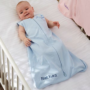 HALO SleepSack Personalized Cotton Wearable Blankets - 20482