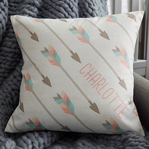 Boho Baby Personalized Baby Pillows - 20564