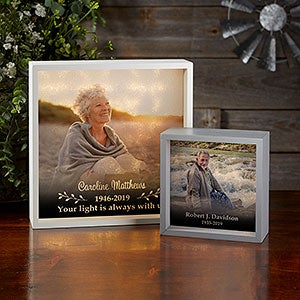 Browse all of our latest memorial gifts to find unique sympathy gift ideas to honor the life of a loved one in a special way.