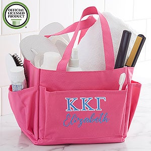 Kappa Kappa Gamma Sorority Shower Caddy - 21357