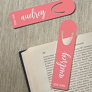 Personalised Metal Bookmark with Photos and Text Add 5 Photos Christmas Gift