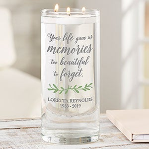 Personalized Memorial & Sympathy Gifts