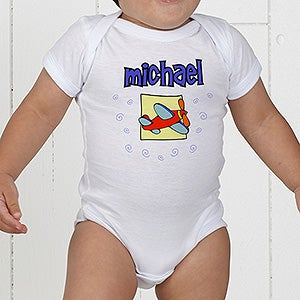Personalized Kids and Baby Clothing - He's All Boy - 2750