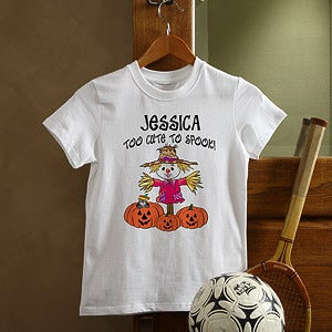 Personalization Mall Personalized Kids T Shirt - Scarecrow at Sears.com