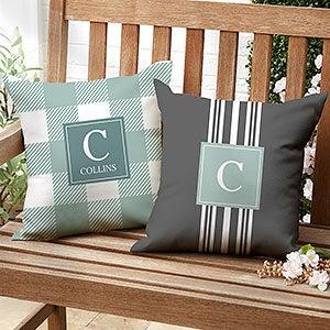 Farmhouse Spring Throw Pillow