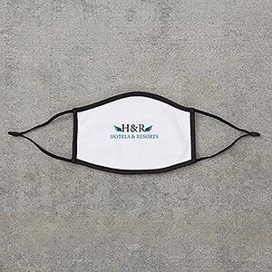 Personalized Logo Adult Face Mask - 30268